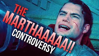 Why You're WRONG About Batman v Superman - The Martha Controversy