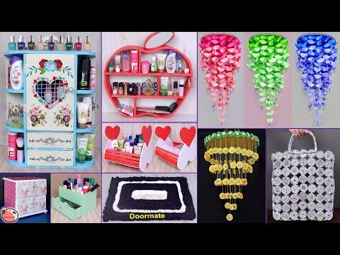 10 UseFull !! DIY ROOM DECOR & ORGANIZATION IDEA || DIY Projects !!!