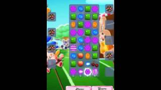 Candy Crush Saga Level 1431 No Booster with tips