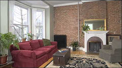 West End Row House - Portland Maine Real Estate For Sale