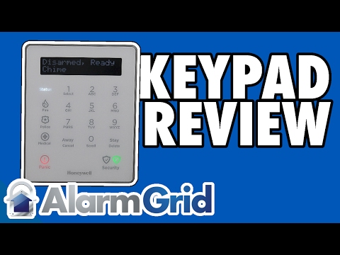 Honeywel Lyric LKP500: Review of Lyric Keypad