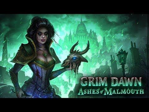 Grim Dawn: Ashes of Malmouth Trailer