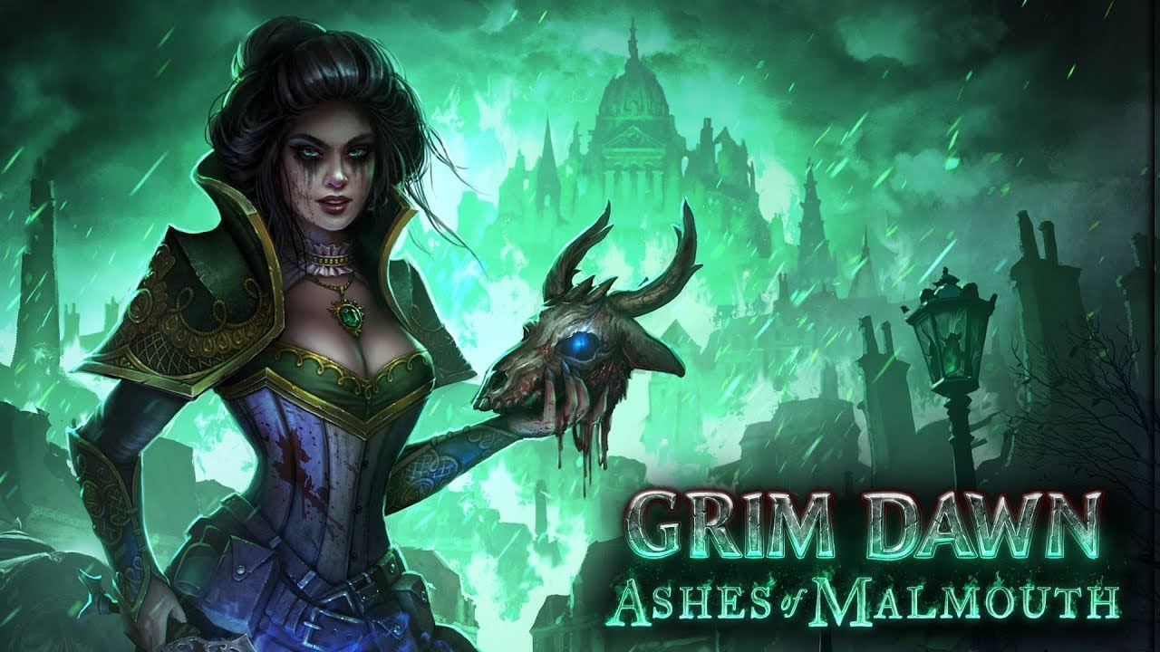 Grim Dawn: Ashes of Malmouth Gameplay