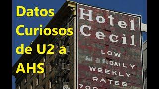 CECIL HOTEL NETFLIX (Datos Curiosos)