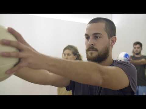 Clase de Yoga para futbolistas con Candela Soengas |Futbol Yoga