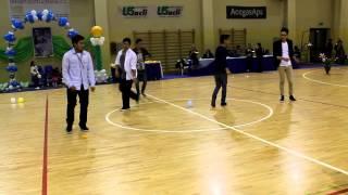 sorprise dance to nene kristel