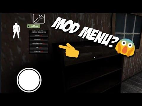 Granny mod menu