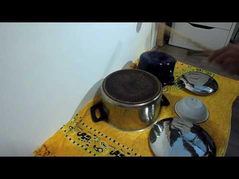 Organic percussion