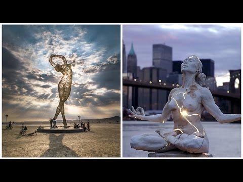 Топ самых лучших скульптур в мире. Top of the best sculptures in the world.