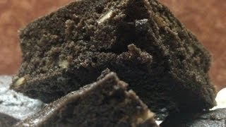 How To Make Oreo Walnut Brownie - Unbelievably Quick (no Eggs)