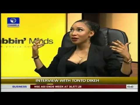 I had nothing to do with the indian hemp picture-- Tonto Dikeh