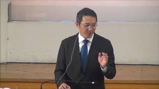 20180527浸信會仁愛堂主日信息_孫榮岩牧師