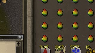 Loot from 100 Wishing Well fruit