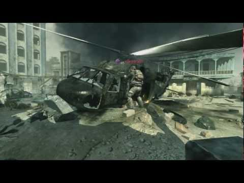 Modern Warfare 3 | Delta Snipers-Black Hawk Down |