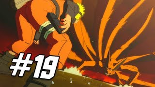 Naruto Shippuden Ultimate Ninja Storm 3 Walkthrough - Part 19 Naruto vs. Kyuubi Gameplay