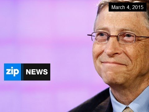 Bill Gates Named World's Richest Man - Mar 4, 2015
