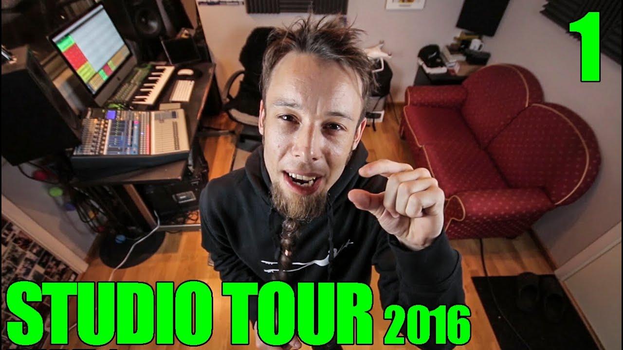 STUDIO TOUR 2016 (Part 1)