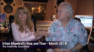 IRLENE MANDRELL CATCHES UP WITH T. GRAHAM BROWN