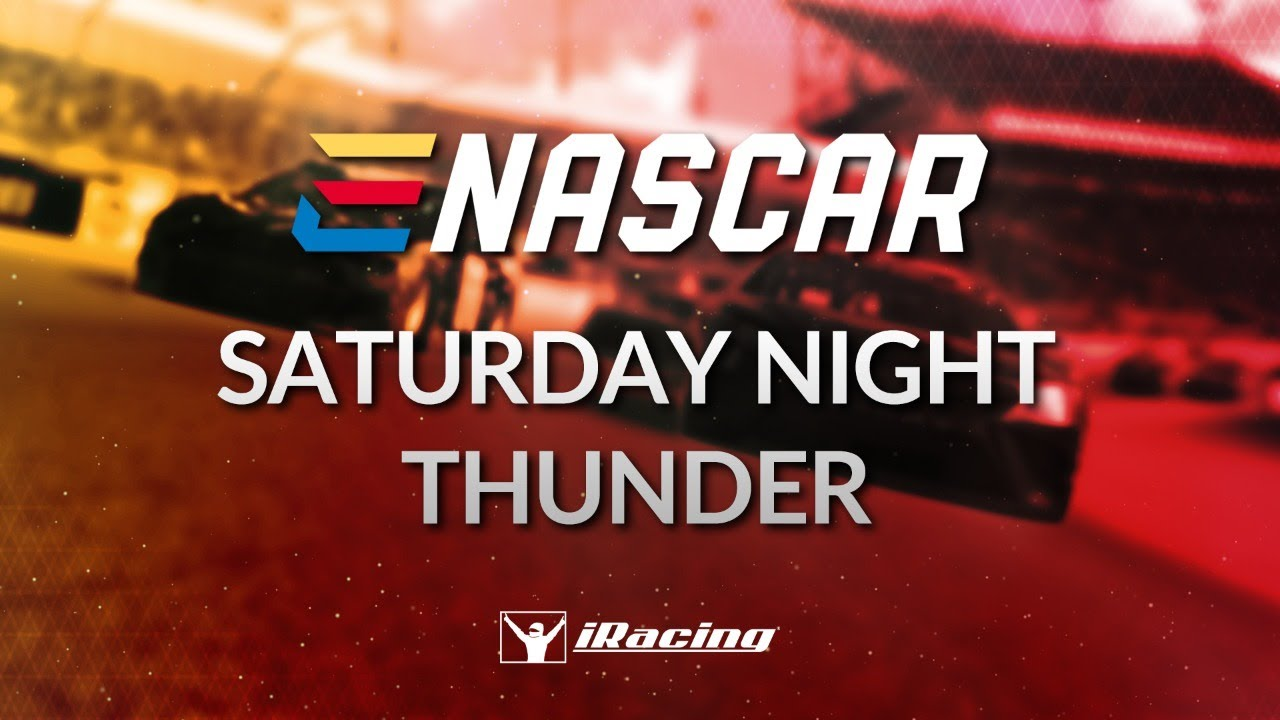 eNASCAR Saturday Night Thunder | Dover