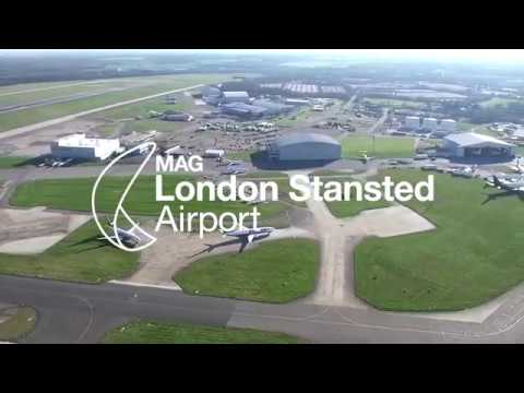Stansted becomes aircraft parking lot to tackle Covid-19