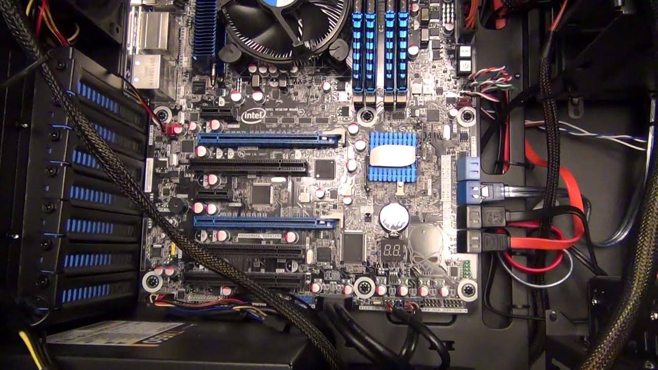 intel desktop board    motherboard dz68bc review