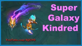 Super Galaxy Kindred -  (League of Legends)