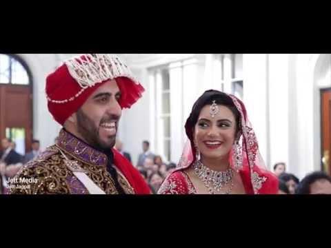 Asian Wedding at Grand Station Wolverhampton  - Jett Jagpal