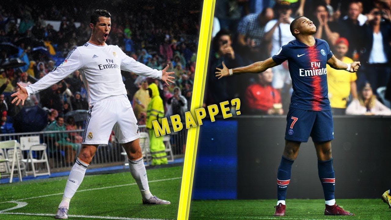 Famous Football Players Copying Celebrations Ft Mbappe Messi Ronaldo Ramos Mane Etc
