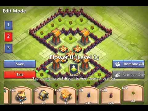 Castle Clash Best Town Hall 13 Base