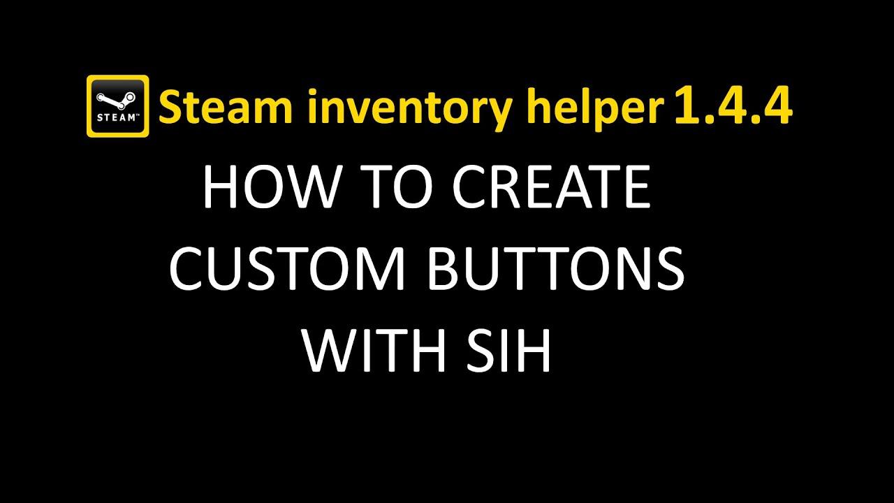 steam inventory helper create