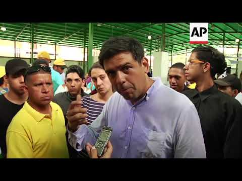 Venezuelan opposition hopes for victory in regional elections