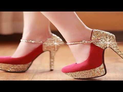 नुकीली हील वाली सैंडल पहनने वाली महिलाएं होती है....