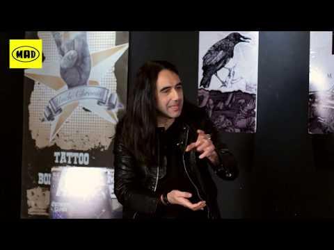 Rotting Christ Interview @ TV WAR (17/2/19)