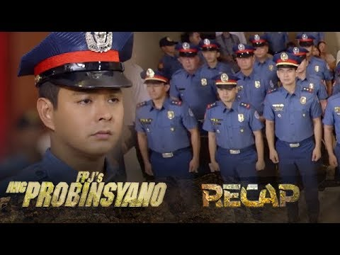 Cardo and Vendetta are now officially part of PNP | FPJ's Ang Probinsyano Recap