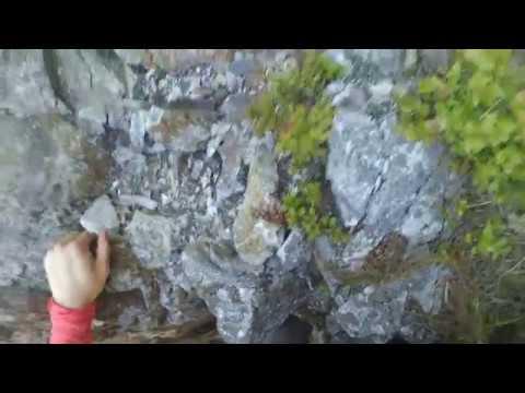 Y Garn East Ridge Scramble - POV