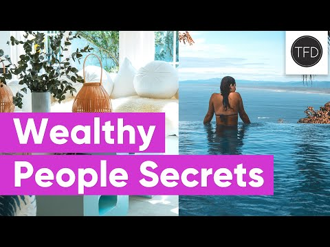 6 Secrets I Learned Working For Rich People