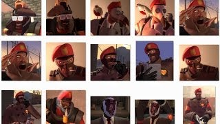 TF2 Tutorial: Using the console to make great profile pictures