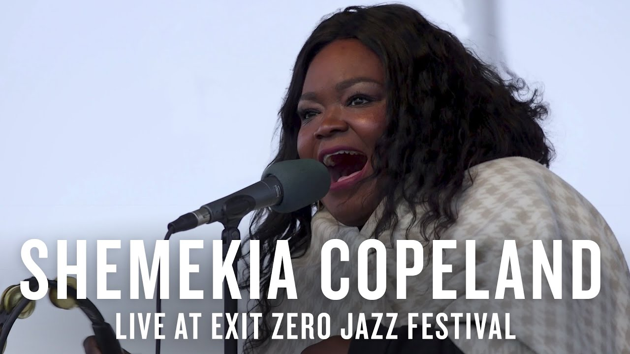 Shemekia Copeland live at Exit Zero Jazz Festival   JAZZ NIGHT IN AMERICA