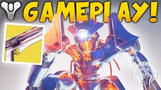 DESTINY 2 GAMEPLAY! New Strike, Exotic Weapons & Vex Boss (The Inverted Spire)