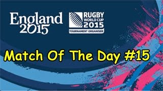 Rugby World Cup 2015 - Georgia vs Namibia - Rugby Challenge 2