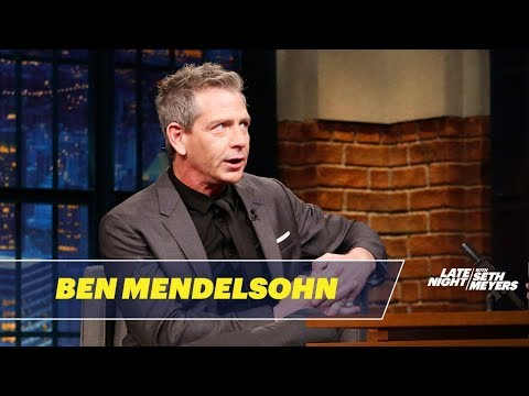 Ben Mendelsohn Tells Seth What It Was Like to Meet Darth Vader