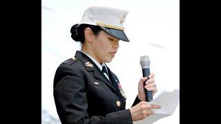 Lễ Thăng Cấp Trung Tá Cho Elizabeth Pham  Promotion Ceremony of Elizabeth Pham to Lieutenant Colonel