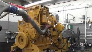 CAT C18 | Caterpillar C18 Diesel Engine - Dyno Test | Independent Rebuild Specialist