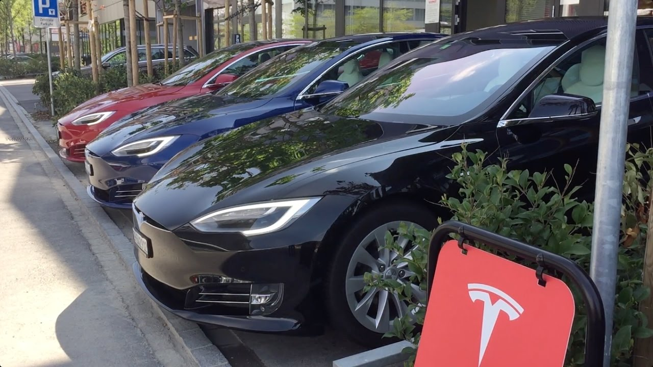 Image result for tesla in switzerland