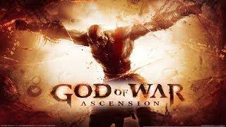 Игрофильм Бог войны  Восхождение. (God of war. Ascension) Полностью на русском языке
