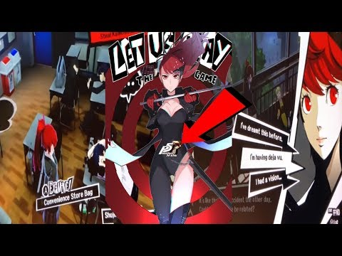 dating persona 5