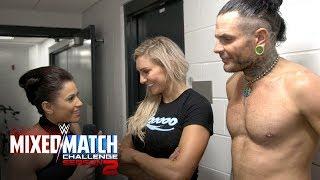 Hardy & Flair discuss the honor of WWE MMC