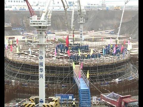 Pilot nuclear reactor in China a model for UK exports