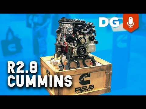 My Thoughts On The Cummins R2.8 Crate Engine