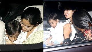Katrina Kaif Makes Salman Khan Nephew Ahil Sharma's Day Special | Long Drive